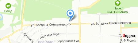 Швейный мир на карте Челябинска