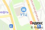 Схема проезда до компании Элиткарс74 в Челябинске