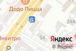 Схема проезда до компании Суши WOK в Челябинске
