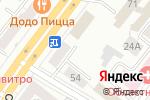 Схема проезда до компании РАВИС в Челябинске