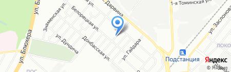 Инженерный центр Балвер на карте Челябинска