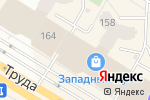 Схема проезда до компании Банк Снежинский в Челябинске