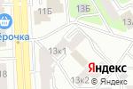 Схема проезда до компании Профиль в Челябинске