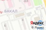 Схема проезда до компании Диана в Челябинске
