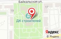 Схема проезда до компании Инфо-Медиа в Челябинске
