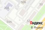 Схема проезда до компании Спецкранмонтаж в Челябинске