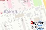 Схема проезда до компании Компас в Челябинске