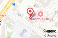 Схема проезда до компании Каскад в Челябинске