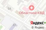 Схема проезда до компании Ashford в Челябинске