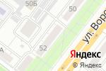 Схема проезда до компании Контраст в Челябинске