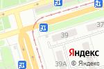 Схема проезда до компании Академия в Челябинске