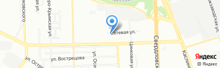SportHouse74 на карте Челябинска