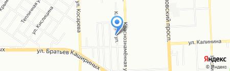 ПромЭкс-М на карте Челябинска