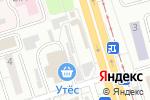 Схема проезда до компании Кэт в Челябинске