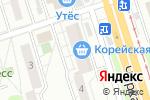 Схема проезда до компании Интрооптика в Челябинске