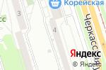 Схема проезда до компании Я в Челябинске