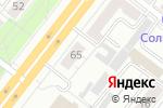 Схема проезда до компании Почтoff в Челябинске