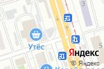 Схема проезда до компании Ильинка в Челябинске