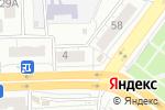 Схема проезда до компании ЧайЭлитКофе в Челябинске