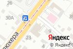 Схема проезда до компании А-Юриком в Челябинске