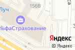 Схема проезда до компании Апартамент в Челябинске
