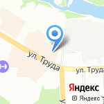 АртХаус на карте Челябинска
