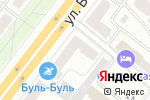 Схема проезда до компании Детская библиотека №2 им. А.Б. Горской в Челябинске