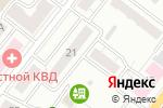 Схема проезда до компании АНВИ ПАРК в Челябинске
