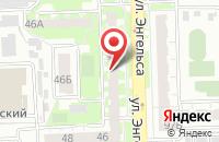Схема проезда до компании АгроИмпульс в Челябинске