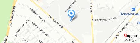 СтройЛидер на карте Челябинска