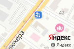 Схема проезда до компании ТЕХНО в Челябинске