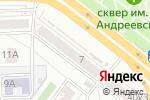 Схема проезда до компании Магазин по продаже наливных духов в Челябинске