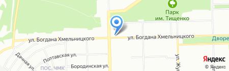 РиэлСоюз на карте Челябинска