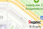 Схема проезда до компании Княжий сокольник в Челябинске