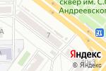 Схема проезда до компании Baby time в Челябинске