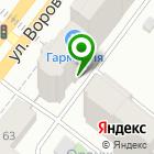 Местоположение компании ЭЛБИ