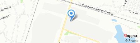 УралДомКомплект на карте Челябинска