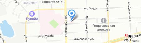 Травмпункт на карте Челябинска