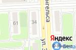 Схема проезда до компании Левушка в Челябинске
