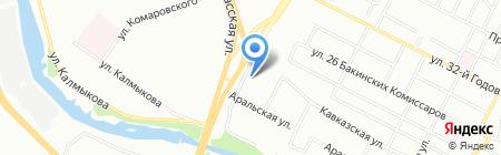 Solo на карте Челябинска