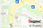 Схема проезда до компании Биг Бен в Челябинске