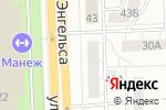 Схема проезда до компании Салон финской одежды в Челябинске