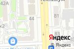 Схема проезда до компании РТС в Челябинске