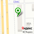 Местоположение компании ТЕХ-CARD