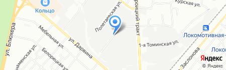ИнтерьерСервис на карте Челябинска