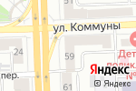 Схема проезда до компании DL Auto Parts в Челябинске