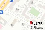 Схема проезда до компании Айсберг в Челябинске