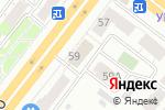 Схема проезда до компании ПРОМСТЕКЛО в Челябинске
