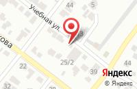 Схема проезда до компании Южуралсинтез в Челябинске