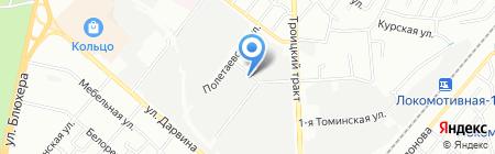 Крепежные технологии на карте Челябинска
